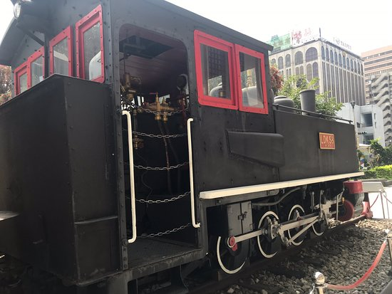 Taiwan Railway LDK58 Steam Train