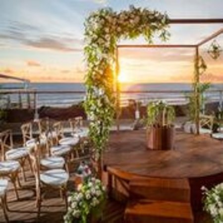 Wedding venue at VIP Carmen Miranda