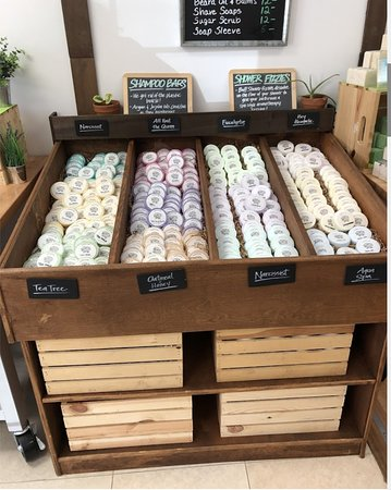 Shampoo Bars and Shower Fizzies