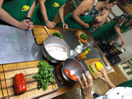Small-Group Boozy 7-Recipe Brazilian Cooking Class: Cook in Rio