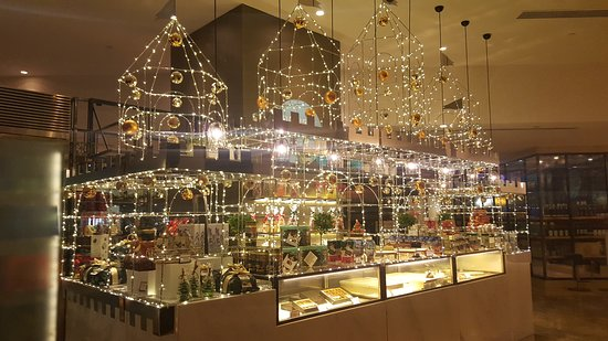 Pan Pacific Singapore: Christmas treats