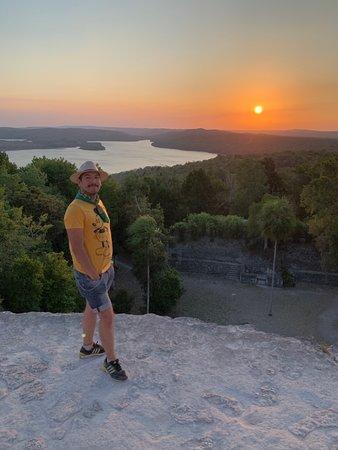 Yaxha sunset tour( amazing)