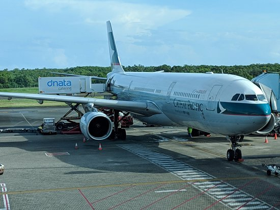 國泰航空照片