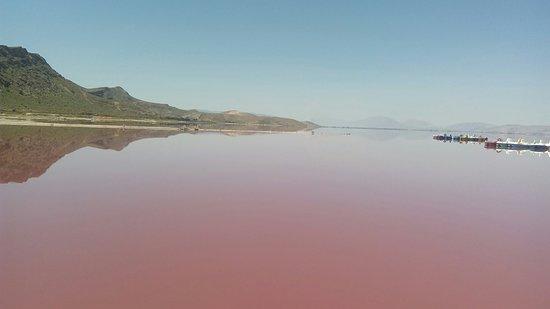 Maharloo Lake: Maharloo Lake