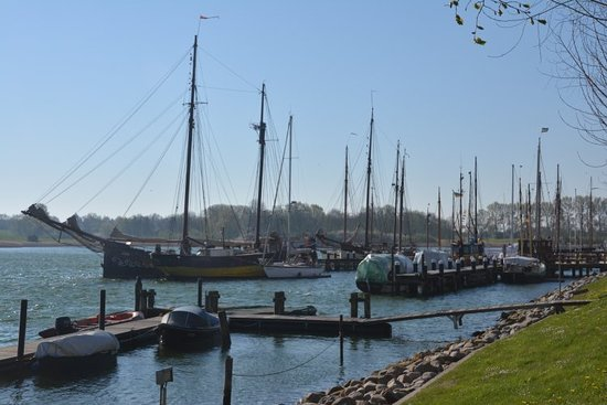 Museumshafen Kappeln