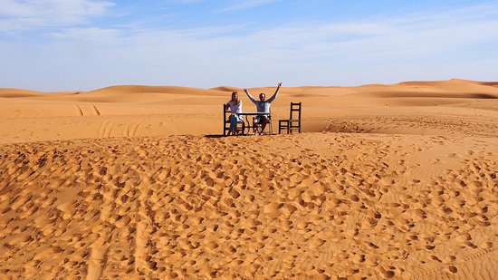 Farhana Transport - Trip to Morocco, Ouarzazate