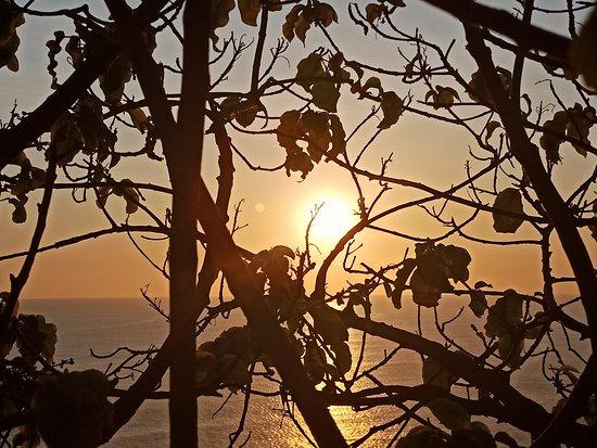 Sunset in Uluwatu Bali