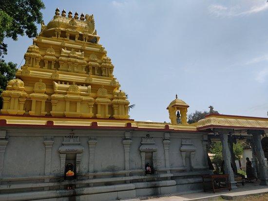 Sri Shiva Nandeeswarar Temple