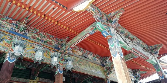 Nakayama-dera Temple Hondo 사진