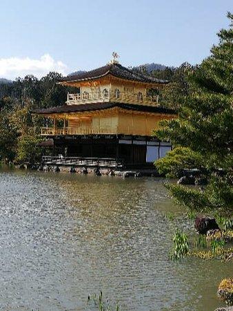 Temple du Pavillon d'or (Kinkaku-ji): ปราสาททอง