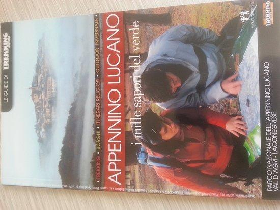"Marsico Nuovo, Włochy: Guide Trekking ""Appennino Lucano -i mille sapori del verde"".  Sede Ente Parco Naz. Appennino Lucano: MarsicoNuovo (PZ)"