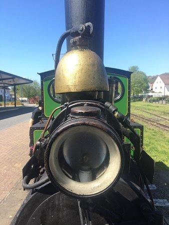 Dampfkleinbahn Bad Orb
