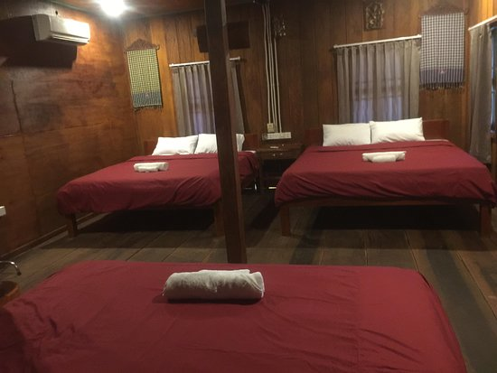 Angkor Family Homestay: 3beds house