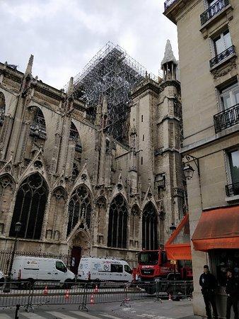 Valokuva: Cathédrale Notre-Dame de Paris