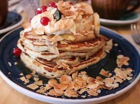 Les fabuleux pancakes