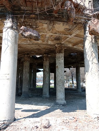 Monument Rotonda: Колонны ротонды