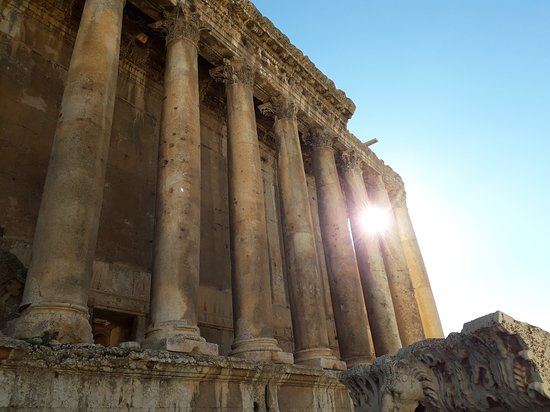 Baalbek & Anjar Guided Tour with Lunch