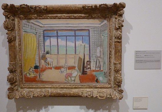 Museum Berggruen: Matisse, im Atelier in Nizza