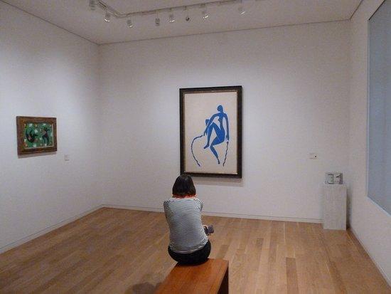 Museum Berggruen: Seilspringende Nackte und Bewunderin