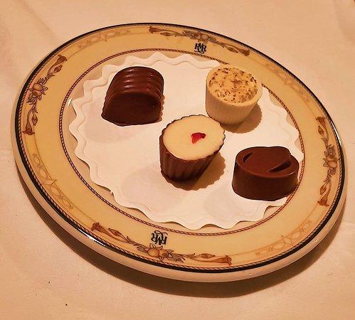 Rovos Rail: Lovely treats.
