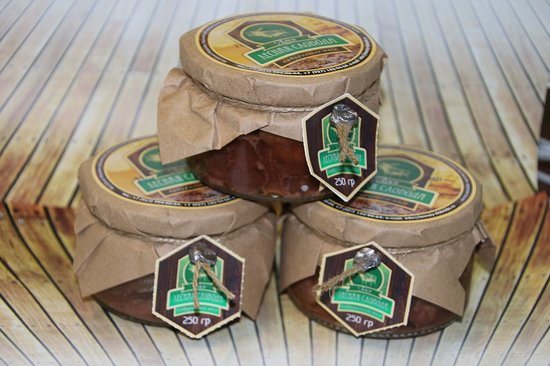 Adashevo, Venäjä: Налажено собственное производство деликатесов из мяса дичи (кабан, лось, олень, марал)