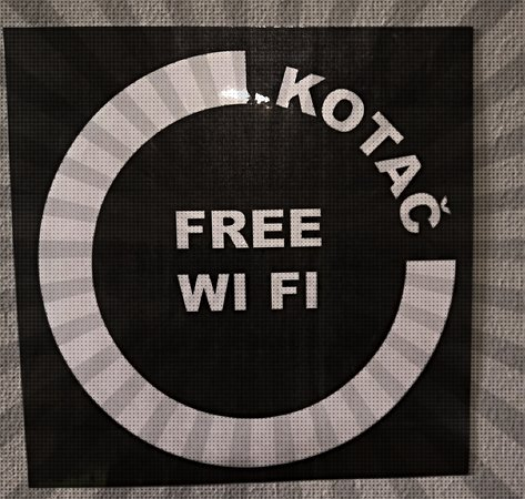 We have you covered...free wi-fi is available in all club areas