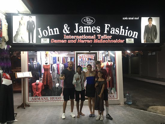 John And James Fashion