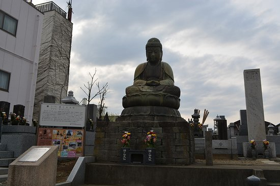 The Great Buddha of Kamagaya
