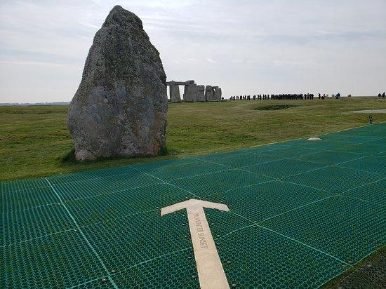 Stonehenge Entrance Ticket: Heel Stone