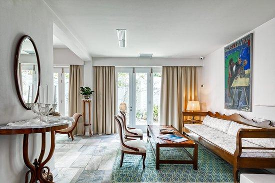 Hotel Leto Hydra: Lobby