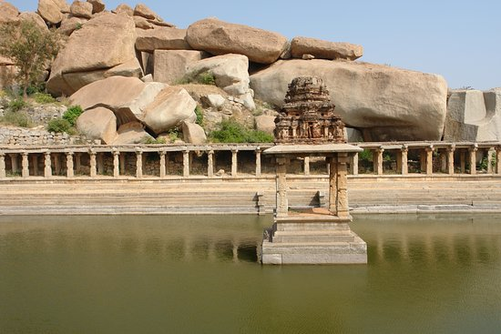 Cartoline da Hampi, India