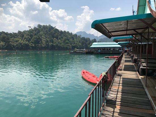 Cheow Lan Dam (Ratchaprapa Dam): Чео Лан
