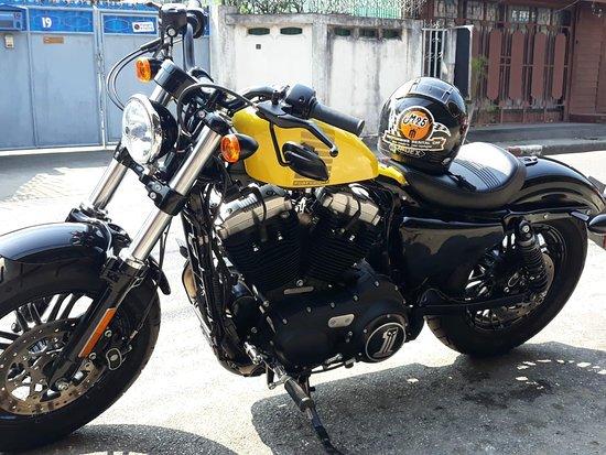 M25 Motorbike Rental CM