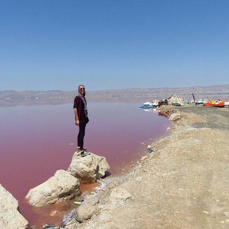 תמונה מMaharloo Lake
