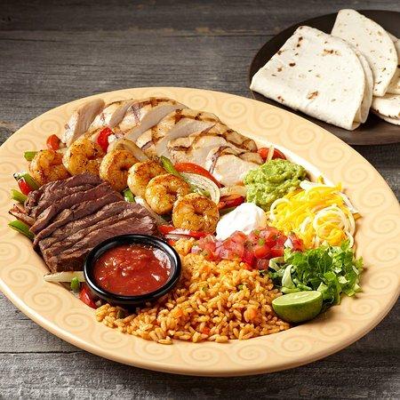 Steak House Fajita Plater