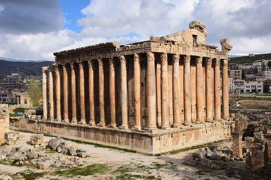 Świątynie w Baalbek