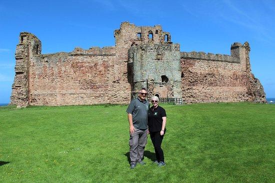 Solway Tours Tantallon Castle