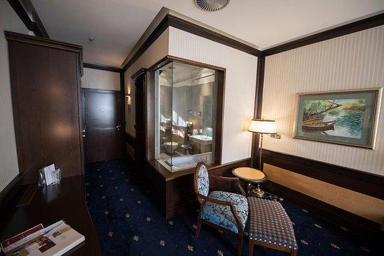 Window View - Picture of Hotel Europe Sarajevo - Tripadvisor