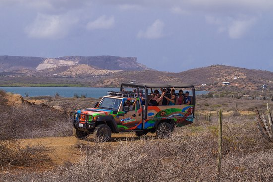 Curacao Activities: Our Jeep and Snorkel Adventure Tour