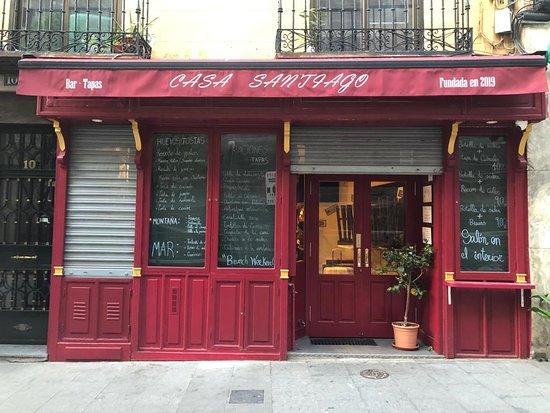 Casa Santiago Madrid Restaurant Reviews Photos Phone