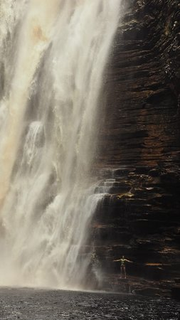 Cachoeira do Buracao: Foto: Nina