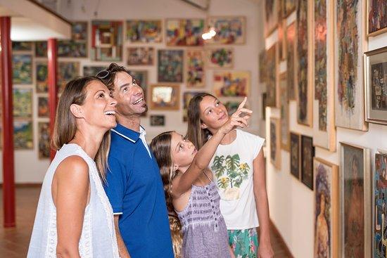 Avgust Černigoj Gallery