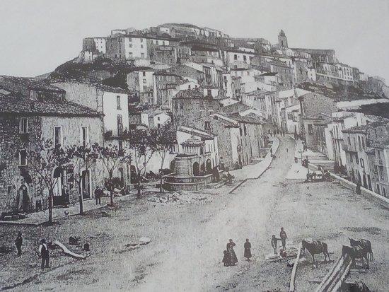 Trivento, Italië: Dipinto del '900