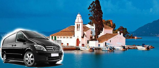 Corfu Transfers and Tours