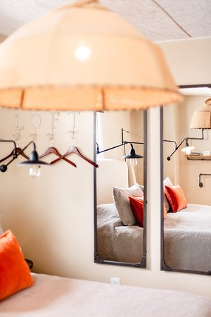 Small Batch Lodging: The Loft King Bed