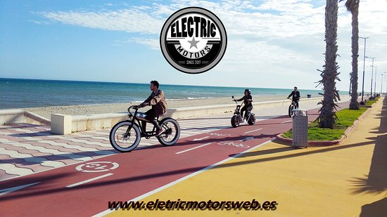 Electric Motors Roquetas