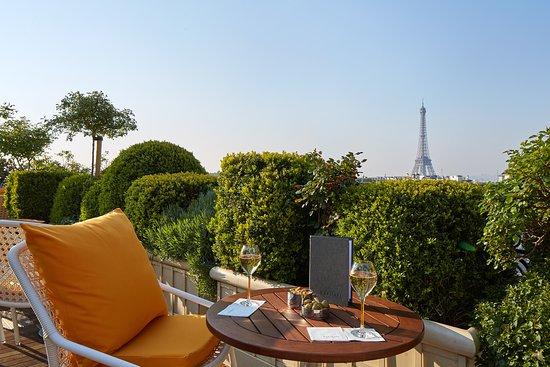 Terrasse Hotel Raphael