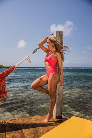 Ximena Cordoba at Dushi Sue - Aruba Ocean Villas 2019