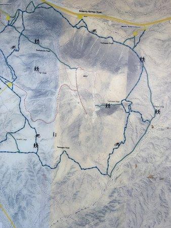AllTrails.com Map