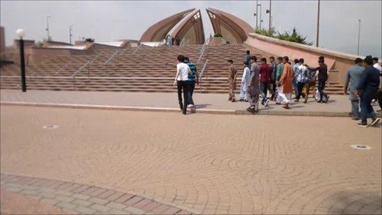 Islamabad, Pakistan: パキスタン旅行、Day2。